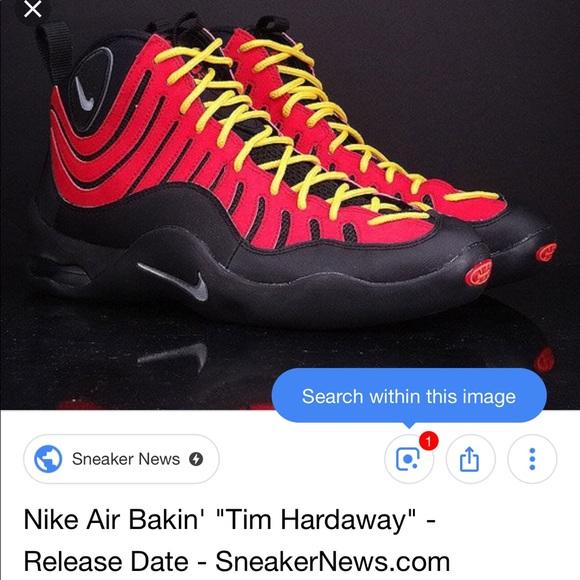timeless design 64788 4df4a Nike Air Bakin. M 5be1b401c9bf501740739f95